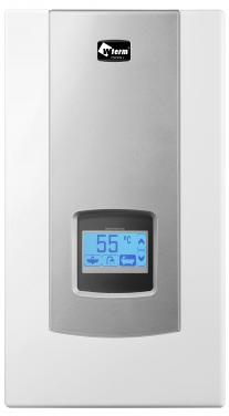 Elektrické průtokové ohřívače vody | WTERM - tradiční český výrobce elektrických ohřívačů vody